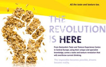 The Revolution Is Here - Explore Our Taste & Texture Product Range!